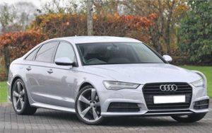 Audi A6 – S Line