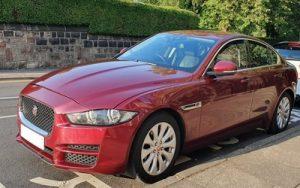 Jaguar – XE Prestige