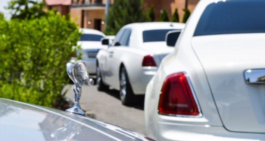 Luxury Wedding Car Service